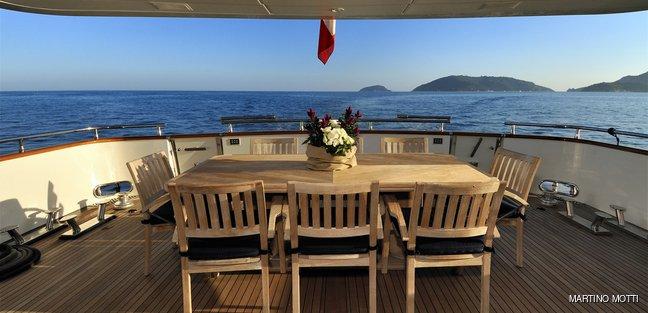Aria Charter Yacht - 3