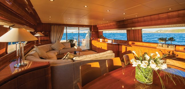 Dilias Charter Yacht - 7