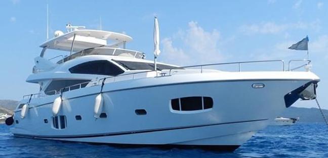 JAAAA Charter Yacht