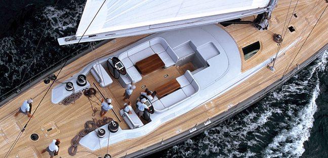 Silvertip Charter Yacht - 2