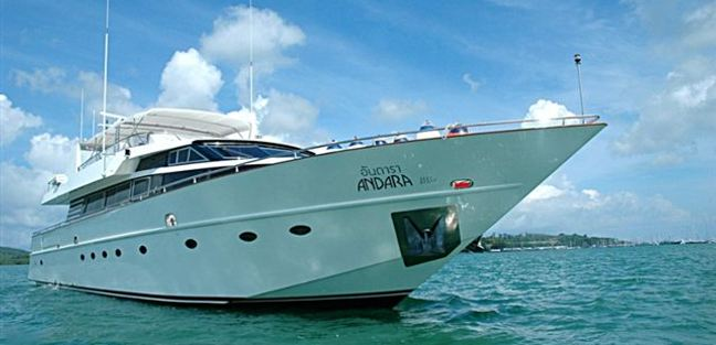 Andara Charter Yacht - 3
