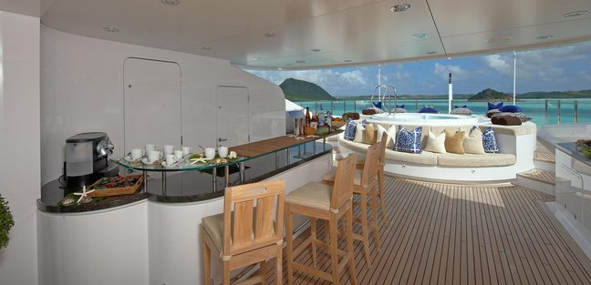 Ice Angel Charter Yacht - 8