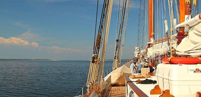Columbia Charter Yacht - 2