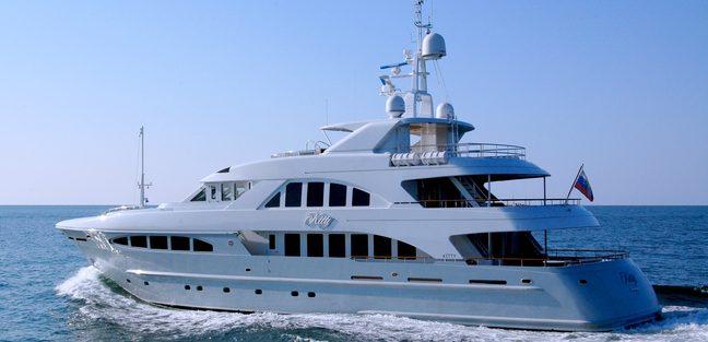 Kitty Charter Yacht - 2