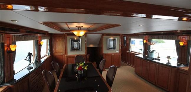 Foot Loose Charter Yacht - 3