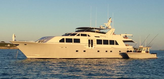 Independence 3 Charter Yacht