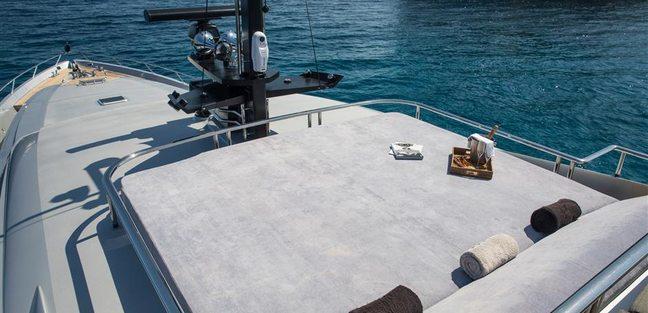 Hush Charter Yacht - 2