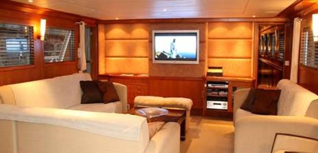 Jackie O Charter Yacht - 6