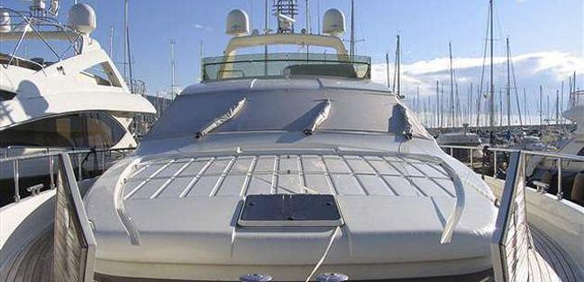 Pantera Charter Yacht - 3