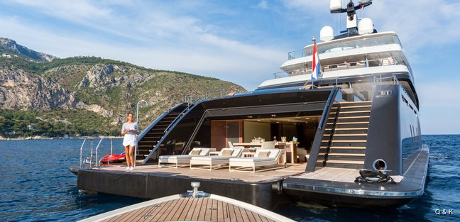 Icon Charter Yacht - 4