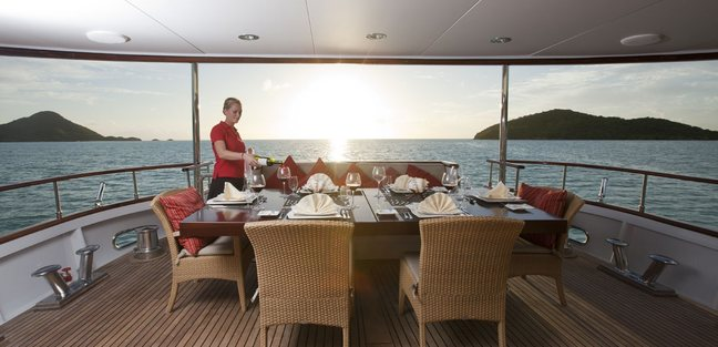 Parvati Charter Yacht - 8