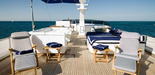 Mr White Charter Yacht - 3