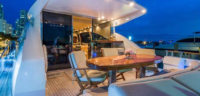 Lady H Charter Yacht - 4