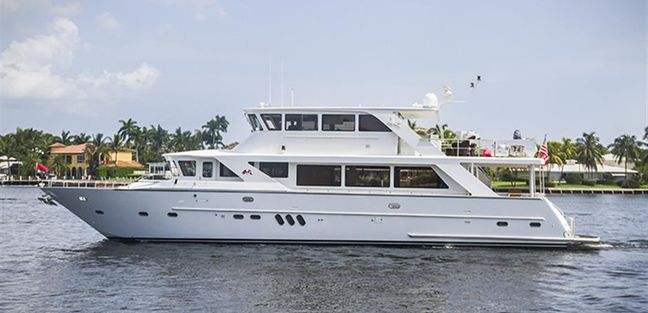 Just Relaxing Charter Yacht