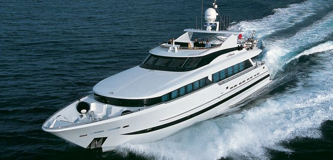 Ammoun Of London Charter Yacht