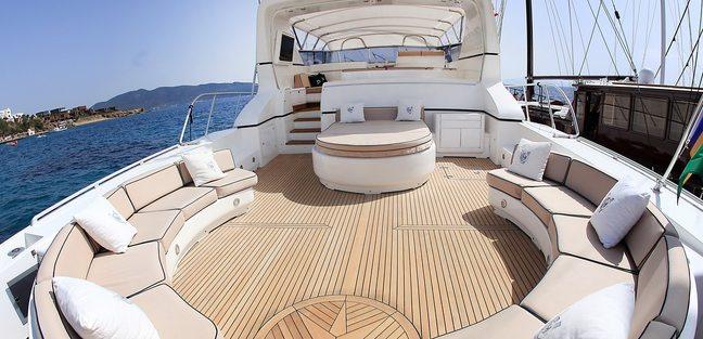 Mina Charter Yacht - 2