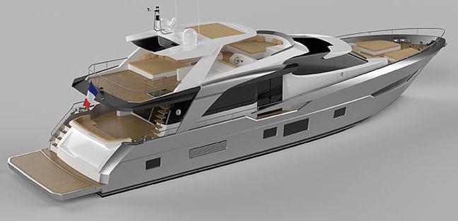 Ocram Dos Charter Yacht - 3