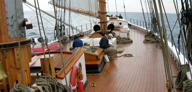Highlander Sea Charter Yacht - 7