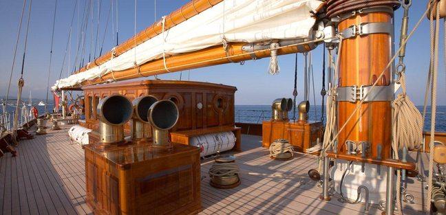 Germania Nova Charter Yacht - 5