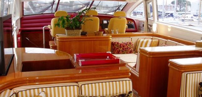 Seven Tatoo Charter Yacht - 5