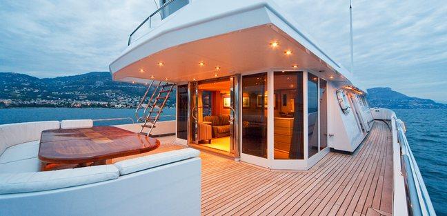 Dojo Charter Yacht - 2