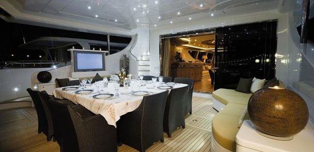 Force India Charter Yacht - 6