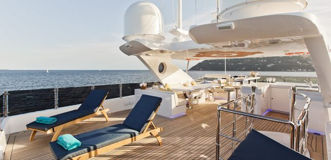 Marina Wonder Charter Yacht - 6