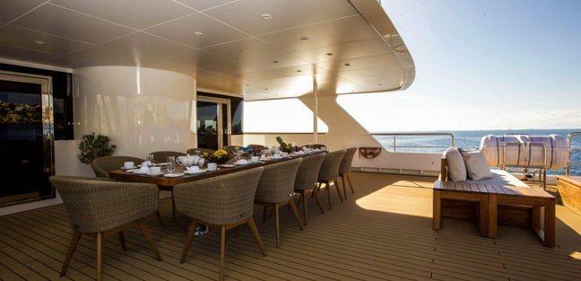 Aspire Charter Yacht - 7