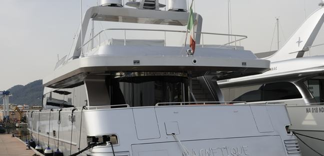 Magnetique Charter Yacht - 2