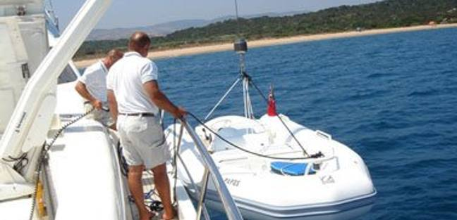 Papos M Charter Yacht - 4