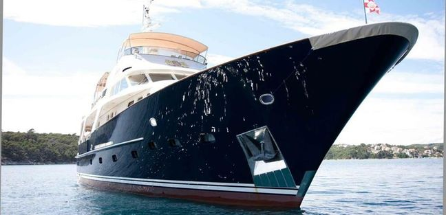 Jumbo Charter Yacht