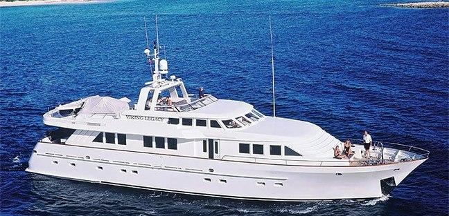 Sea Raes Charter Yacht