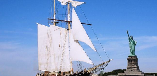 Clipper City Charter Yacht