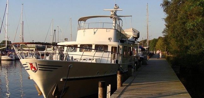 Rudolf Diesel Charter Yacht - 2