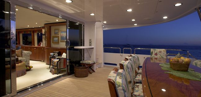 Nicole Evelyn Charter Yacht - 4
