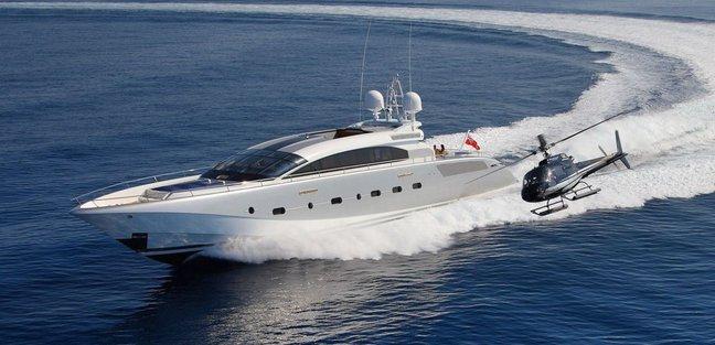 Butterfly Charter Yacht