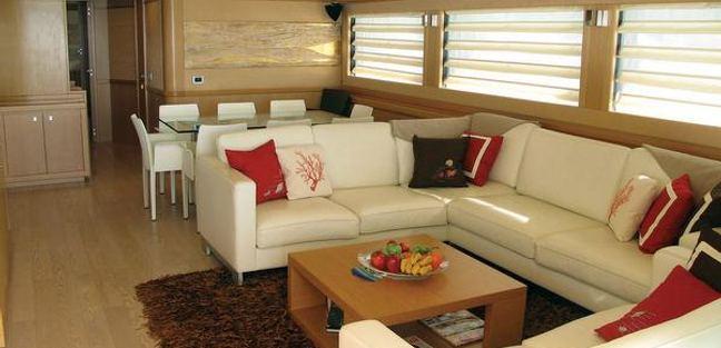 Ziacanaia Charter Yacht - 6