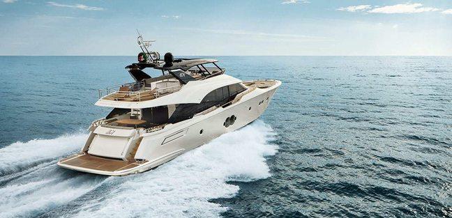 Monte Carlo 80 Charter Yacht - 2
