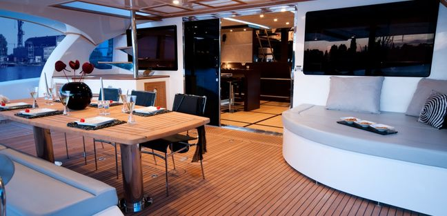 Sea Bass Charter Yacht - 7