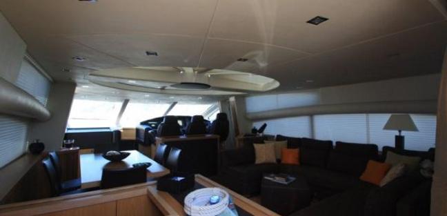 Mangusta Charter Yacht - 5