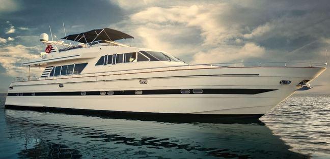 Dream Charter Yacht
