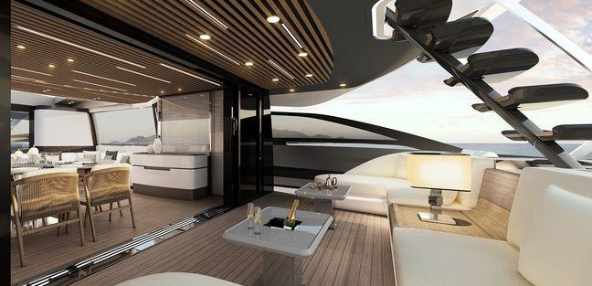 Azimut S10 #1 Charter Yacht - 2