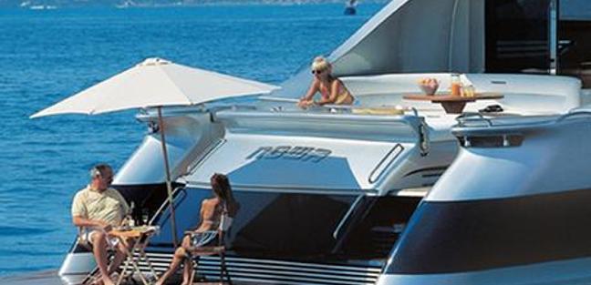 Qatar 88 Charter Yacht - 4