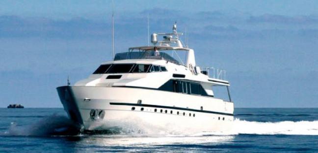 Nereida Charter Yacht