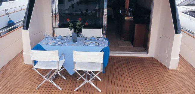 Amphitrite K.Y. Charter Yacht - 5