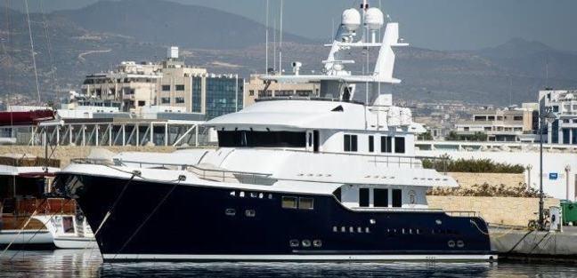 SOL & SONS Yacht - Nordhavn   Yacht Charter Fleet