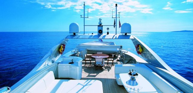 Technema 105 Charter Yacht - 3
