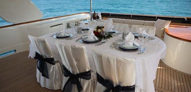 Klobuk Charter Yacht - 4