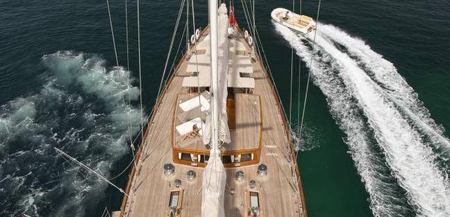 Gweilo Charter Yacht - 6