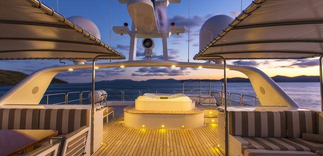 Silentworld Charter Yacht - 2
